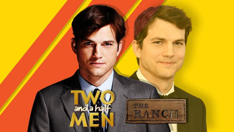 Ashton Kutcher Wants The Ranch Reboot Rather Than Two And A Half Men