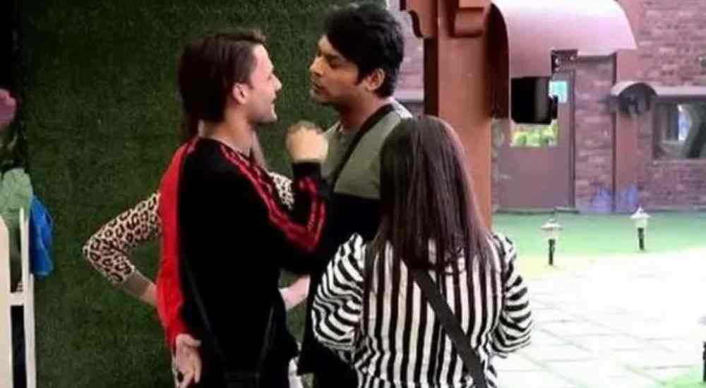 Asim Riaz is thrown out of the Bigg Boss 13