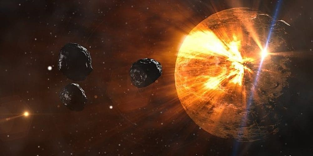 Three asteroids will come dangerously close to Earth