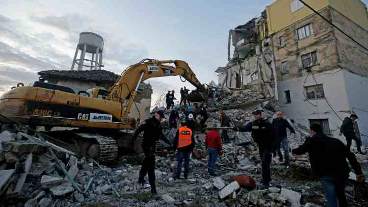 At-least-21-killed-as-powerful-quake-hits-albania-More-News-DKODING
