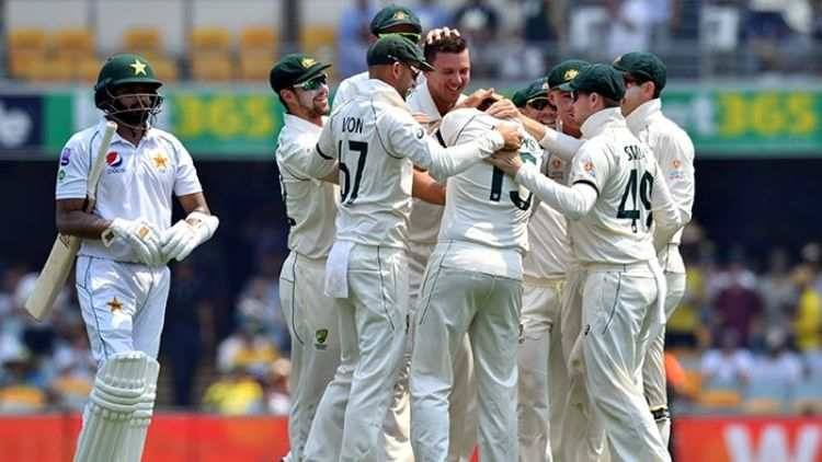 Australia Pakistan 1st Test Cricket Sports DKODING