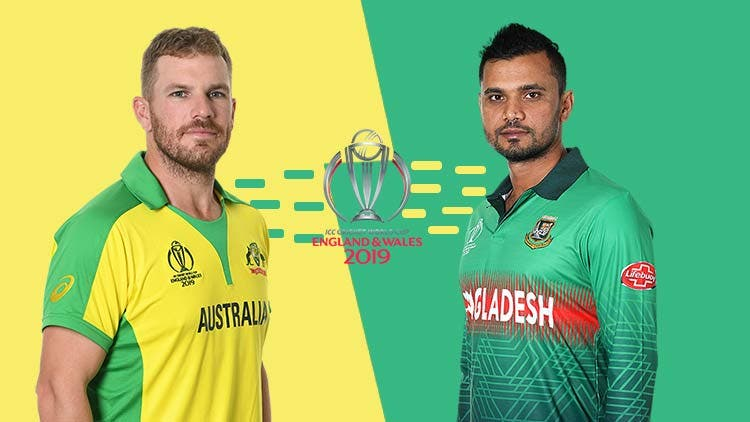 Australia-Vs-Bangladesh-CWC19-Cricket-Sports-DKODING