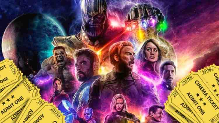 Avengers-Endgame-Breaks-Record -1-Million-Advance-Tickets-Sold-all-over-India