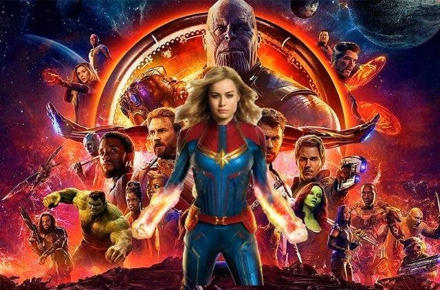 Avengers Endgame Plothole fixed in Captain Marvel 2