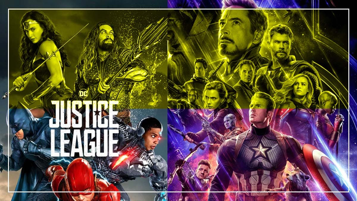 'Justice League' Snyder Cut hypes up a director cut of 'Avengers: Endgame'