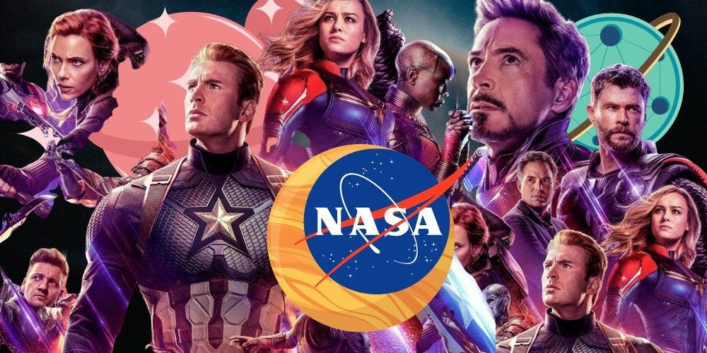 Applying NASA's Internet-Breaking Backward In Time Universe Theory To MCU's Multiverse