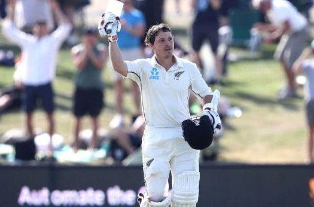 BJ Watling New Zealand Cricket Sports DKODING
