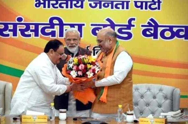 BJP-Working-President-JP-Nadda-India-Politics-DKODING
