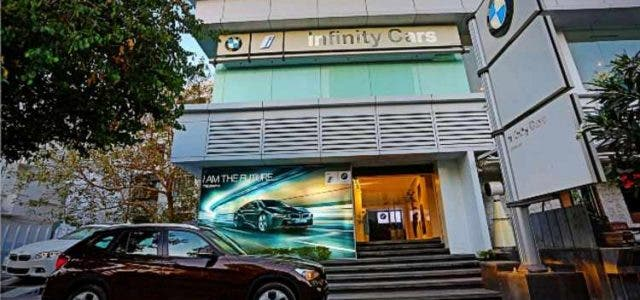 BMW India Appoints Infinity Cars Business DKODING