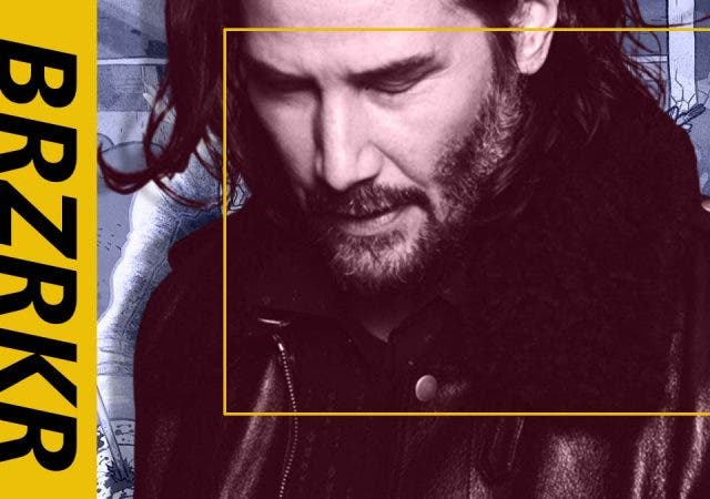 Boom! Studios' BRZRKR hint at Keanu Reeves' future movies