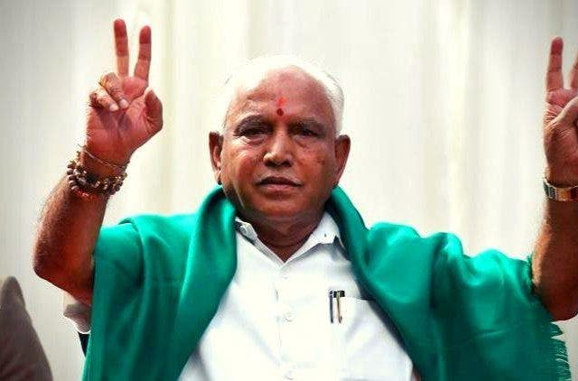 BS-Yeddyurappa-To-Take-Oath-As-Karnataka-CM-India-Politics-DKODING