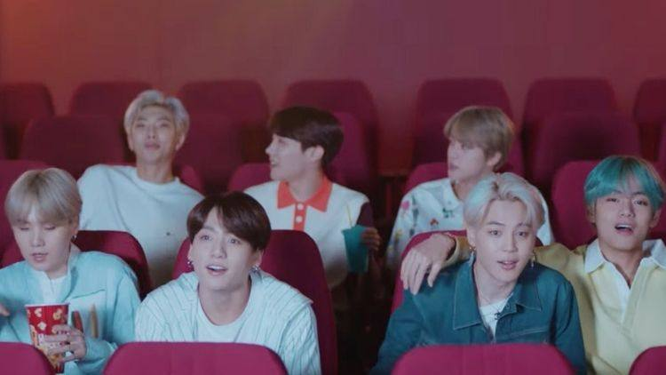 BTS-Light-New-Song-Entertainment-Hollywood-DKODING
