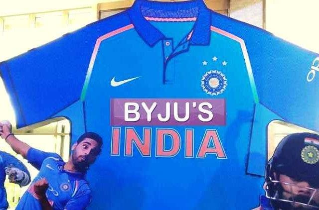 BYJUS-To-Replace-OPPO-Team-India-Jersey-Companies-Business-DKODING
