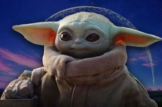Baby Yoda Disney Movie