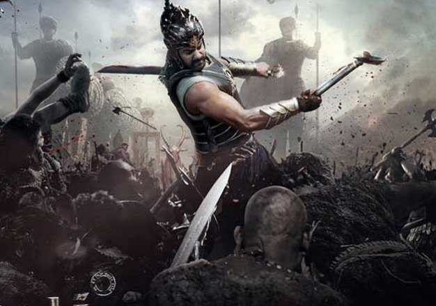 Bahubali Fight Scene DKODING