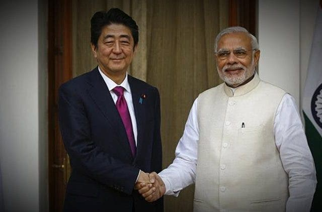 PM-Modi-Shinzo-Abe India Politics DKODING