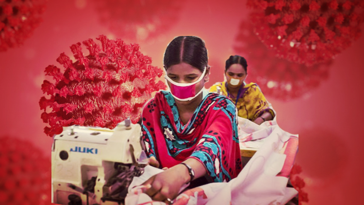COVID-19 Infection is Preferable Over Joblessness For Bangladesh Garment Workers