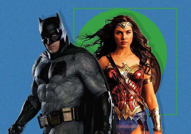 Is Batman a copy of Wonder Woman in 'Zack Snyder's Justice League?'