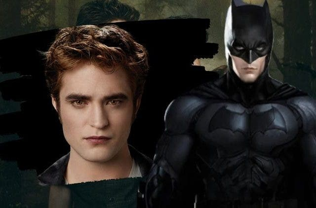 Robert Pattinson to play Batman