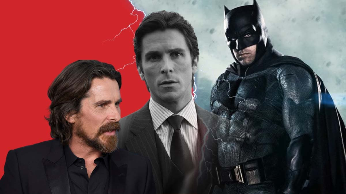 Batman vs Bruce Wayne: Christian Bale could only nail one role