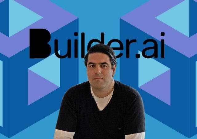 Sachin Dev Duggal, Founder and Chief Wizard, Builder.ai