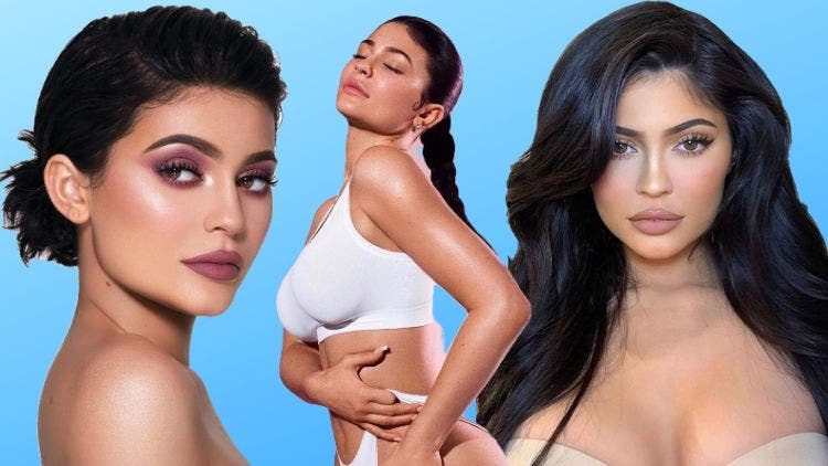 Kylie Jenner Teaches How To Click Leak Proof Nu*des