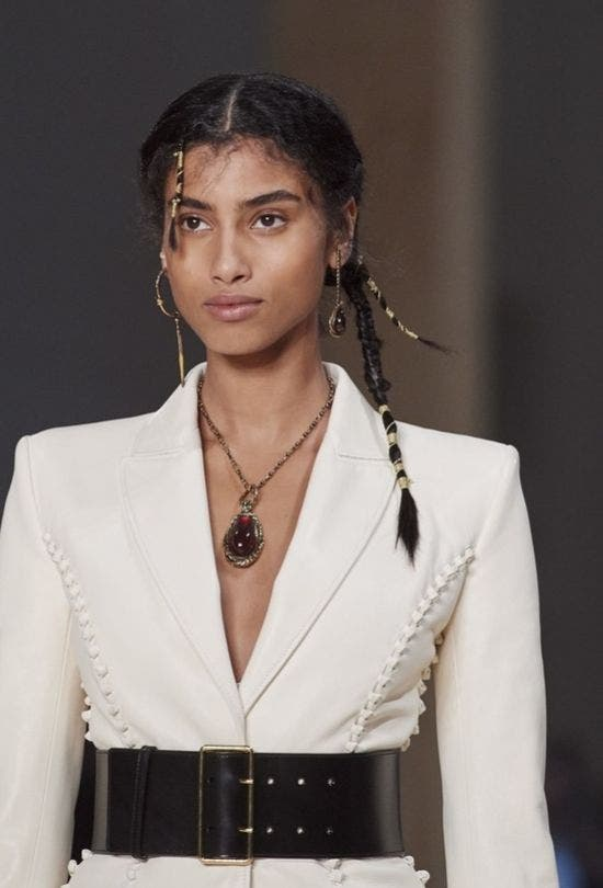 Beauty-Trend-Spring-Runway-Braids-Fashion-And-Beauty-Lifestyle-DKODING