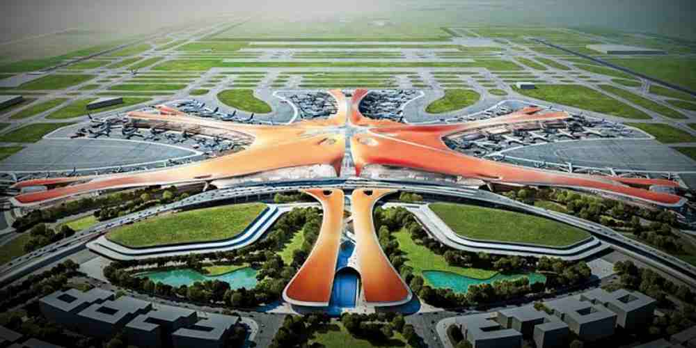 Beijing International Airport News DKODING