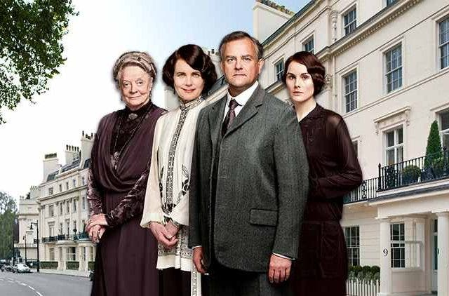 Fans Missing Downton Abbey DKODING