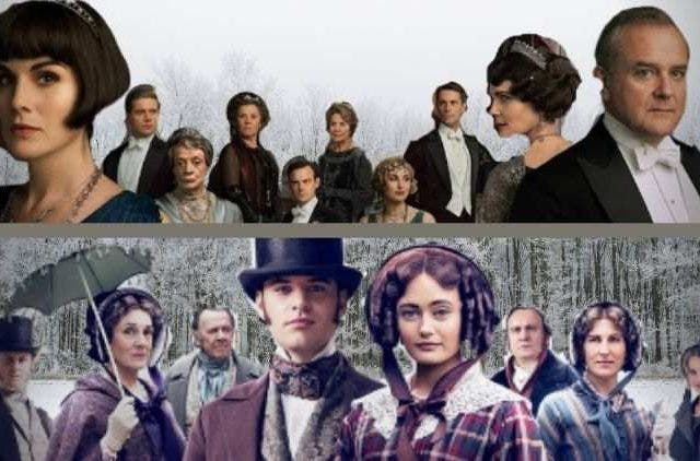 Downton Abbey and Belgravia DKODING