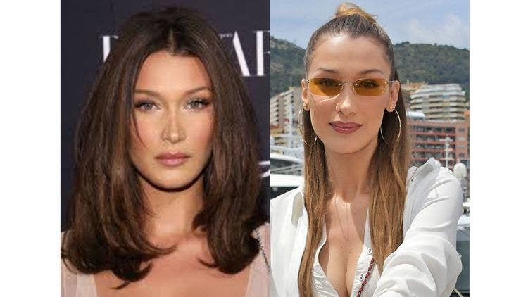 Bella-Hadid-Short-Hair-Glasses-Fashion-And-Beauty-Lifestyle-DKODING