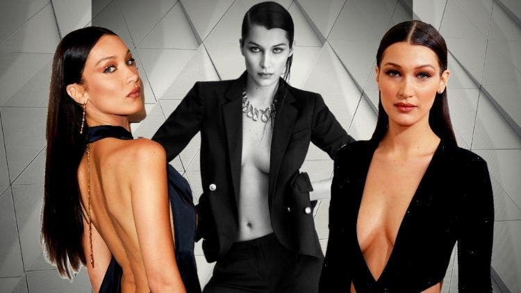 No Bra, No Bar— Bella Hadid Goes Topless And Sets New Rules For Quarantine Style