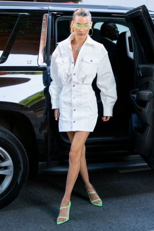 Bella Hadid style file and sexiest looks 2019