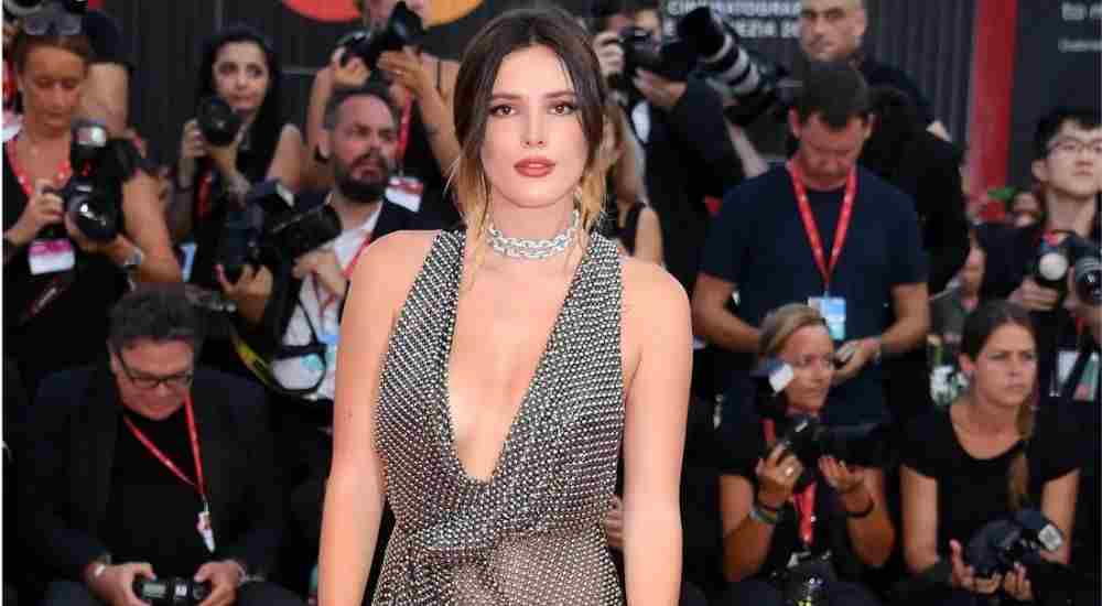 Bella Thorne is planning for a live workout sessions