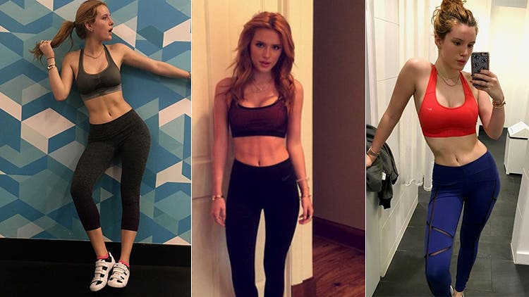 You Can't Lock Down The Heat That Bella Thorne Is Set Out To Increase