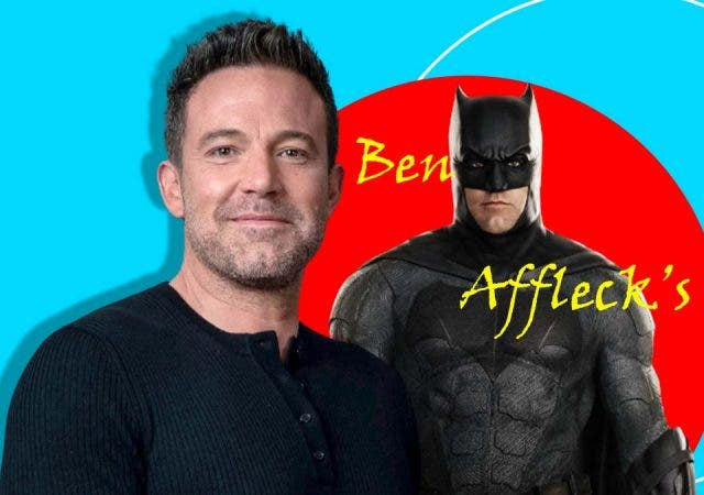 Ben Affleck Batman Disney