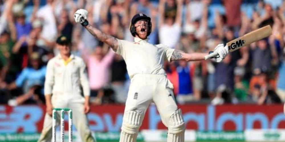 Ben Stokes Test Cricket Sports DKODING