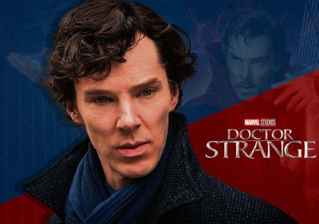 Benedict Cumberbatch is trying his hardest to not spoil 'Doctor Strange 2'