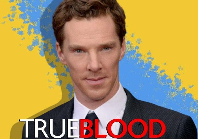 Benedict Cumberbatch True Blood