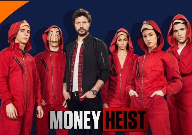Berlin Money Heist season 5