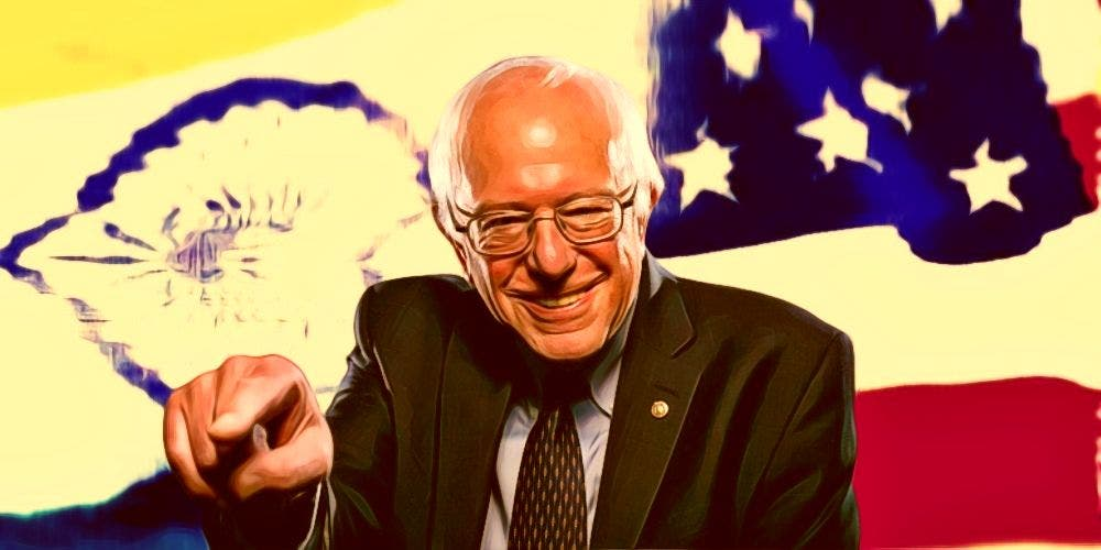 Bernie Sanders As POTUS Will Benefit Indians But Not India
