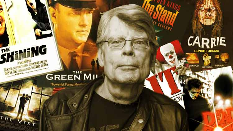 DKODING Top 10 Stephen King Adaptations