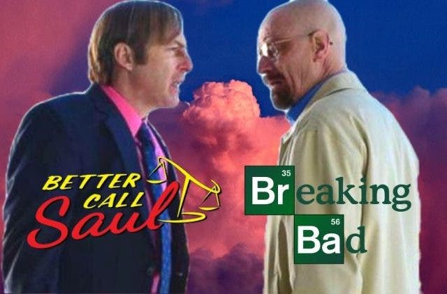 Better Call Saul And Breaking Bad DKODING