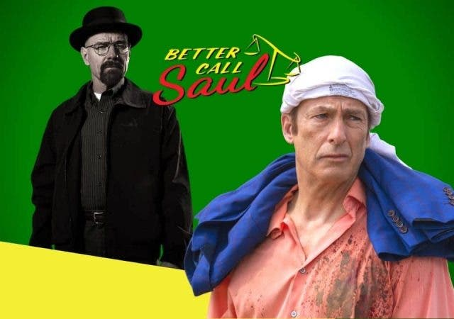 Better Call Saul and Breaking Bad