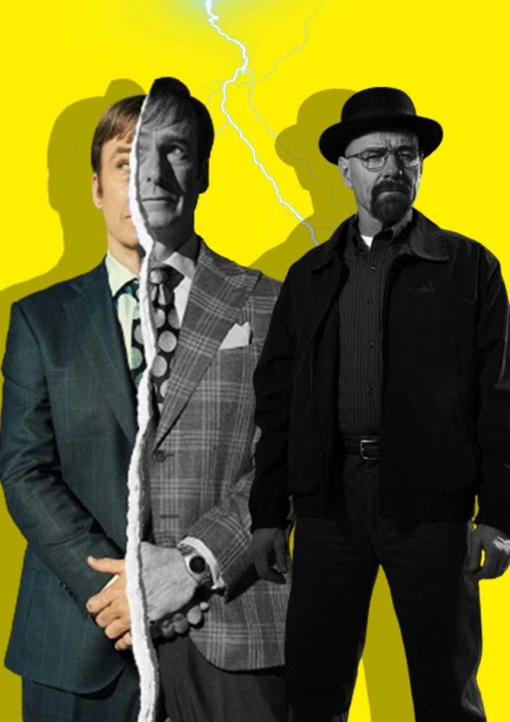 Better Call Saul and Breaking Bad timeline