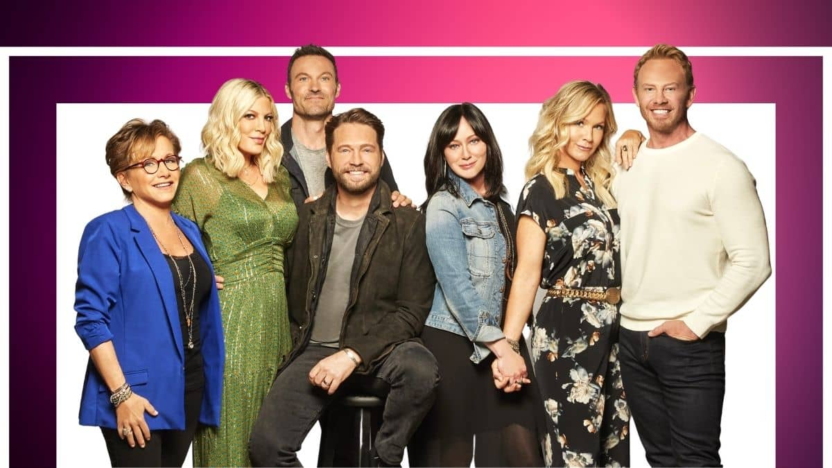 Beverly Hills 90210 Revival Details