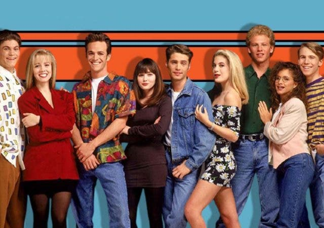 The weird reboot of 'Beverly Hills, 90210'