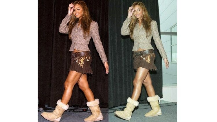 Beyonce-Uggs-Crazy-Outfits-Fashion-And-Beauty-Lifestyle-DKODING