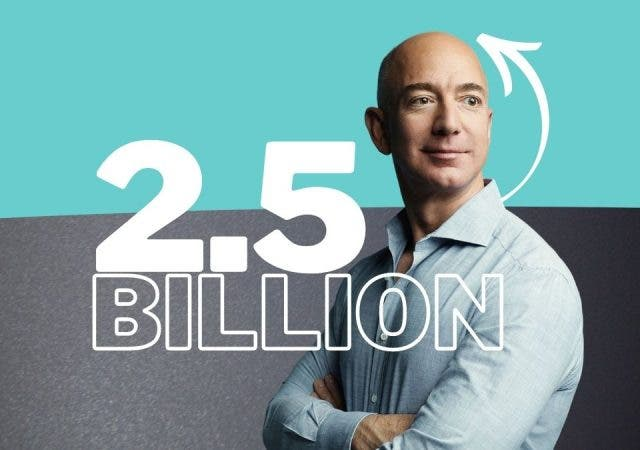 Jeff Bezos Isn't Just Stepping Down As CEO But Selling Amazon Shares Too