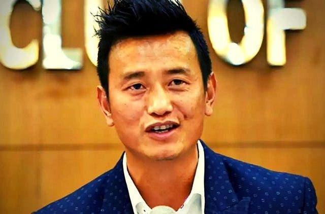 Bhaichung-Bhutia-Indian-Football-Player-FIFA-World-Cup-Draw-Football-Sports-DKODING